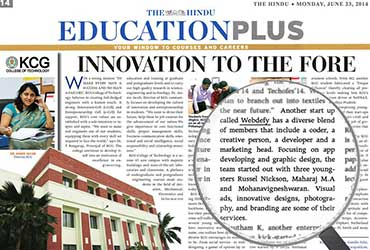 Webdefy-Innovation-The Hindu