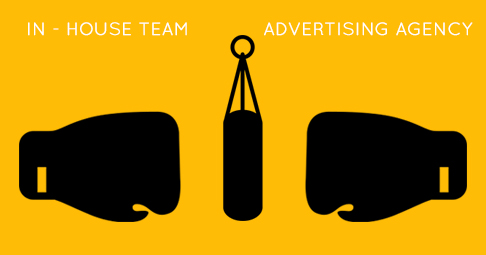In House Team vs Advertising Agency