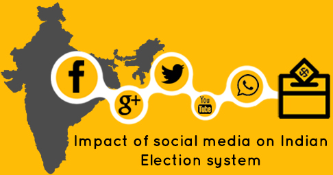 Impact of social media on Indian Election system