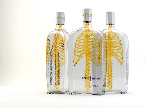 Spine Vodka_packagingdesign