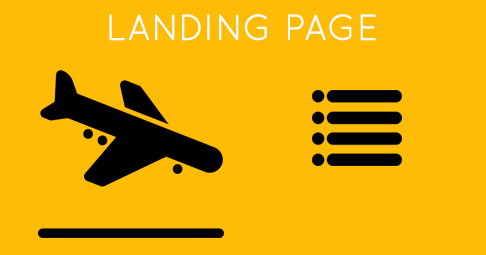 Tips on Designing Graphics for Landing Page